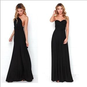Victoria's Secret Infinite Way Wrap Dress - Long